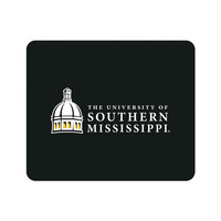 Centon University of Southern Mississippi V2 Black Mouse Pad, Classic V1