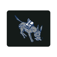 Centon Colorado School of Mines Black Mouse Pad, Classic V2