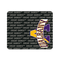 Centon University at AlbanyBlack Mouse Pad, Spirit V1