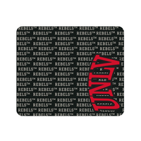 Centon University of Nevada  Las VegasBlack Mouse Pad, Spirit V1