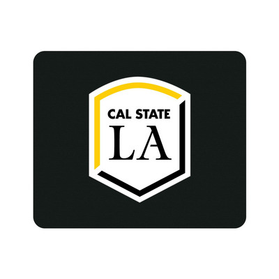 Centon California State University  Los Angeles V2 Black Mouse Pad, Classic V1
