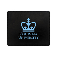 Leather Mousepad, Black, Alumni V2