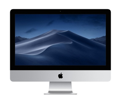 NEW Apple 21.5 inch iMac Retina 4K display 3.6GHz quadcore 8thgeneration Intel Corei3 processor, 1TB