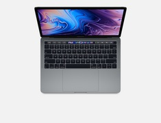 New 13inch MacBook Pro Touch Bar 2.4GHz quadcore 8thGen Intel Core i5 processor 512GB Space Gray