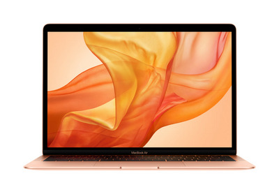 New 2019 13inch MacBook Air 1.6GHz dualcore 8thgeneration Intel Core i5 processor, 128GB  Gold