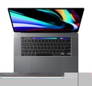 16inch MacBook Pro with Touch Bar 2.3GHz 8core 9thGen IntelCorei9 processor 1TB Space Gray