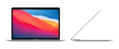 13inch MacBook Air Apple M1 chip with 8core CPU and 7core GPU, 256GB  Silver
