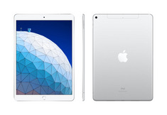 Apple 10.5 inch iPad Air WiFi 64GB  Silver