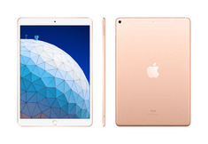 Apple 10.5 inch iPad Air WiFi 256GB  Gold