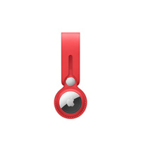AirTag Leather Loop  (PRODUCT)RED