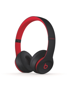 Beats Solo3 Wireless On Ear Headphones The Decade Collection Defiant Black Red