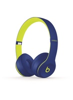 Beats Solo3 Wireless On Ear Headphones Pop Collection Pop Indigo