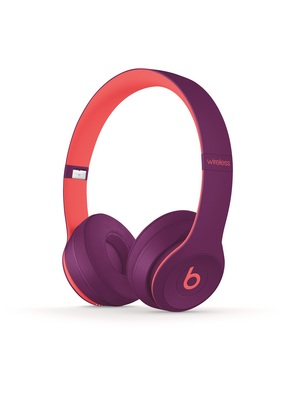 Beats Solo3 Wireless On Ear Headphones Pop Collection  Pop Magenta