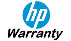 HP 4 Year Warranty