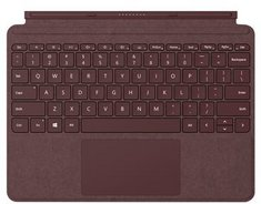 Surface Go Signature Type Cover (Burgundy)