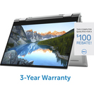 Dell Inspiron 15 7000 (7506) 2in1 Touch i71165G71632512GB T 15.6 in FHD(1920x1080)Truelife Touch