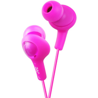 JVC GUMY PLUS IN EAR HEADPHONE PINK