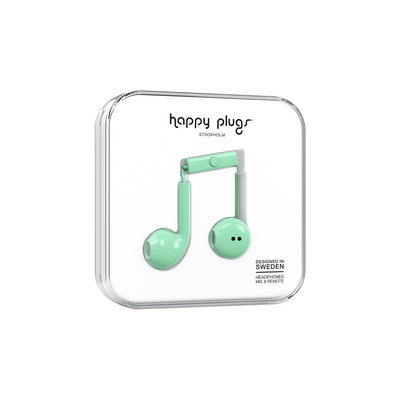 HAPP 7814 Earbuds Plus Mint