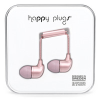 HAPP 7836 InEar Earbuds wMic Pink Gold