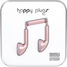 Happy Plugs  7835 EarbudsPink Gold