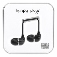 Happy Plugs InEar Earbuds with Mic