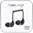 Happy Plugs InEar Earbuds with Mic, Laurent Marble