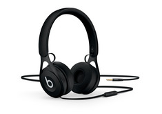 Beats EP Wired OnEar Headphone  Black