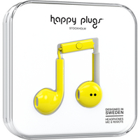 HAPP 7816 Earbuds Plus Yellow