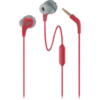 JBL Endurance Run InEar Earbuds with mic, Red