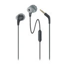 JBL Endurance Run InEar Earbuds with Mic, Black