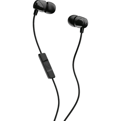 Skullcandy S2DUYK343 Jib In Ear w Mic, BlackBlackBlack
