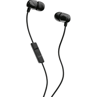 Skullcandy Jib InEar Earbuds with Mic, Black
