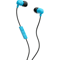 Skullcandy Jib InEar Earbuds with Mic, BlueBlack