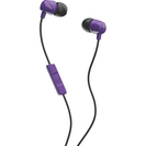 Skullcandy Jib InEar Earbuds with Mic, PurpleBlackPurple