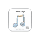 Happy Plugs  7604 Earbuds PlusBlue Quartz