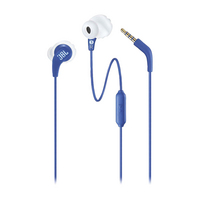 JBL Endurance Run InEar Earbuds with Mic, Blue