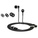 Sennheiser CX 100 Black Wired Binaural Earbuds