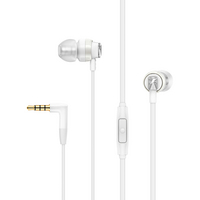 Sennheiser CX 100 White Wired Binaural Earbuds
