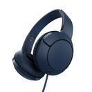 TCL Slate Blue Wired OvertheHead Onear Headphones with inline Mic