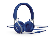 Beats EP Wired OnEar Headphone  Blue