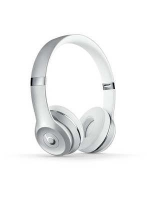 Beats Solo 3 Wireless OnEar Headphone  Silver