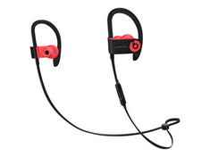 Powerbeats 3 Wireless InEar Headphone  Siren Red