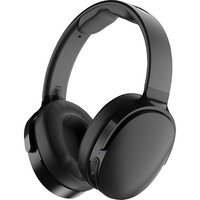 Skullcandy Hesh 3 Wireless OverEar Headphones, Black