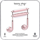 Happy Plugs   7623 Earbuds PlusWireless 2 Pink Gold