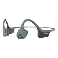 AfterShokz Trekz Air Wireless Headphones, Forest Green