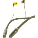 Skullcandy  S2IQWM687 Inkd Wireless Earbuds MossYellow