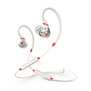 TCL Crimson White Wireless InEar Bluetooth Headphones with Mic