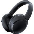 TCL Wireless Noise Canceling Over the Ear Stereo Headphones in Midnight Blue