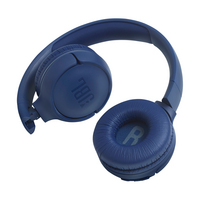 JBL Tune 500BT Wireless OnEar Headphones, Blue
