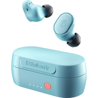 Skullcandy Sesh Evo True Wireless InEar Earbuds, Bleached Blue